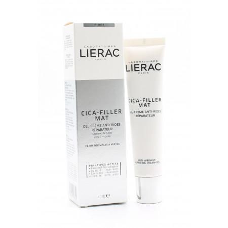Lierac Cica-Filler Mat Gel-crème 40ml