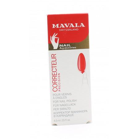 Mavala Correcteur Précision pour Vernis à Ongles 4,5ml