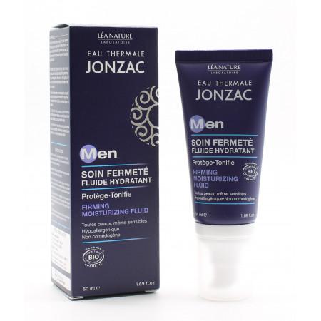 Jonzac Men Soin Fermeté Fluide Hydratant 50ml
