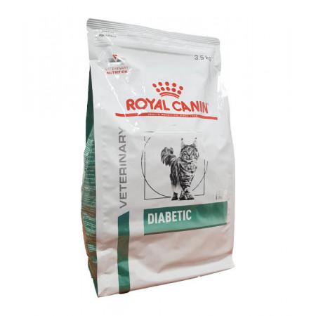 Royal Canin Veterinary Diabetic Chat 3,5kg