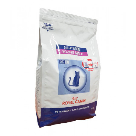 Royal Canin Veterinary Neutered Young Male Chat 3,5kg