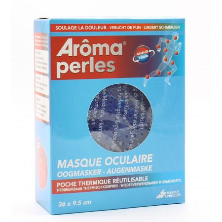 Arôma Perles Masque Oculaire 36X9,5cm