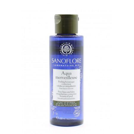 Sanoflore Aqua Merveilleuse Peeling Botanique 100ml