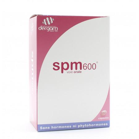 SPM600 180 capsules