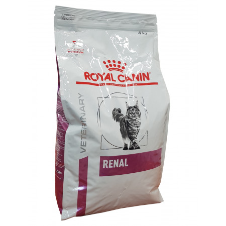 Royal Canin Veterinary Renal Chat 4kg