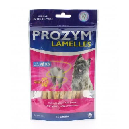 Prozym Lamelles Chien -5kg X15