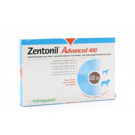 Zentonil Advanced 400 30 Comprimés