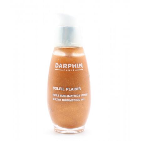 Darphin Soleil Plaisir Huile Sublimatrice Irisée 50ml