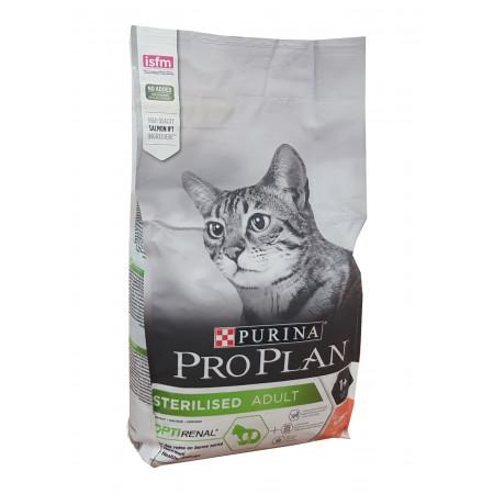Purina Pro Plan Sterilised Adult Saumon 1,5kg