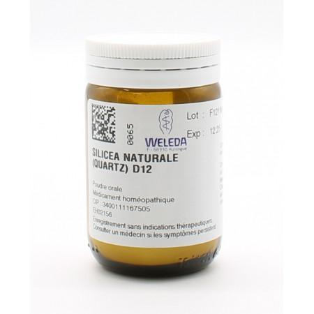Weleda Silicea Naturale (Quartz) D12 30g