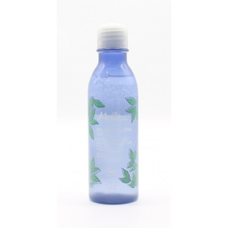 Melvita Bouquet Floral Detox Démaquillant Yeux Bi-Phase Waterproof Bio 100ml