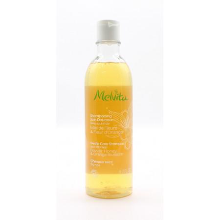 Melvita Shampooing Douceur Miel de Fleurs & Fleur d'Oranger 200ml