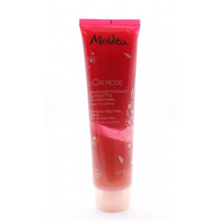 Melvita L'Or Rose Gommage Fondant Silhouette 150ml