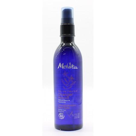 Melvita Eau de Fleur d'Oranger Bio Spray 200ml