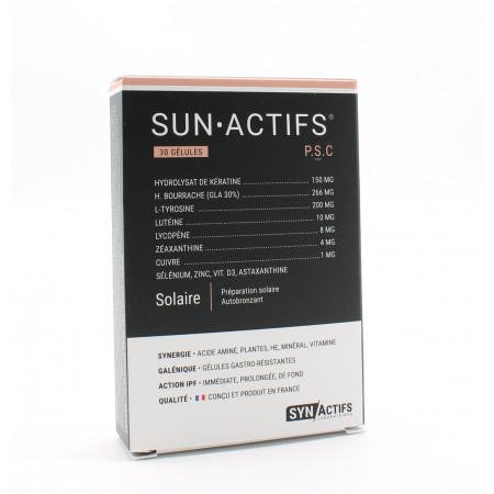 SynActif Sun-Actifs 30 gélules
