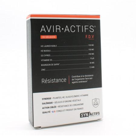 SynActifs AvirActifs 30 gélules
