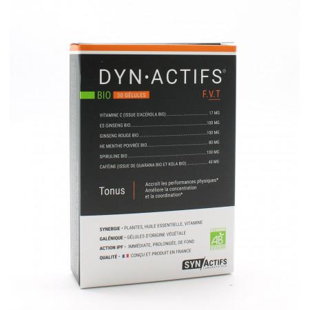 SynActifs DynActifs Bio 30 gélules
