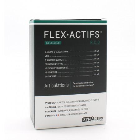 SynActifs FlexActifs 60 gélules