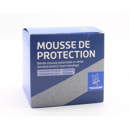 Thuasne Mousse de Protection Extensible et Aérée 7cmX27m