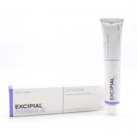 Galderma Excipial Formulae Lipocrème 50g