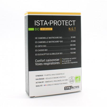 SynActifs IstaProtect Bio Confort Saisonnier 20 gélules