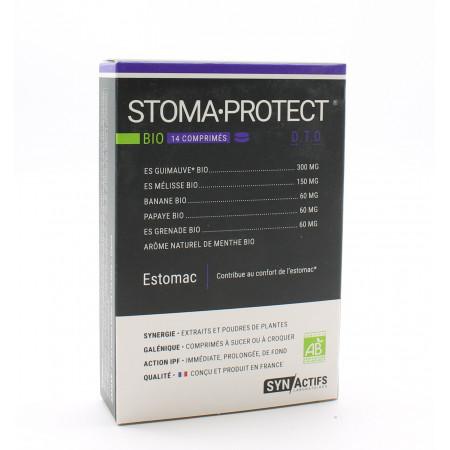 SynActifs StomaProtect Bio Estomac 14 comprimés