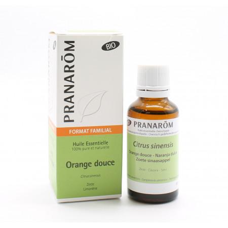 Pranarôm Huile Essentielle Orange Douce Bio 30ml
