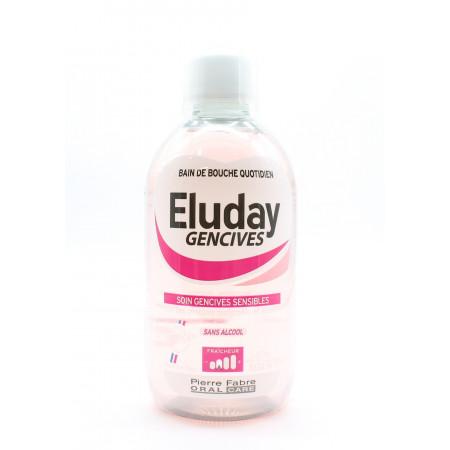 Eluday Gencives Bain de Bouche 500ml