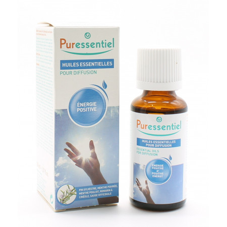 Puressentiel Énergie Positive Huiles Essentielles 30ml