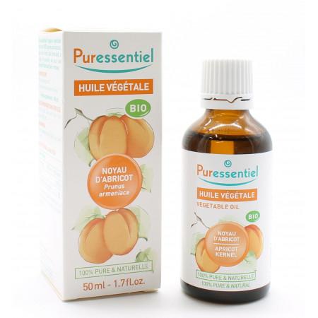 Puressentiel Huile Végétale Bio Noyau d'Abricot 50ml