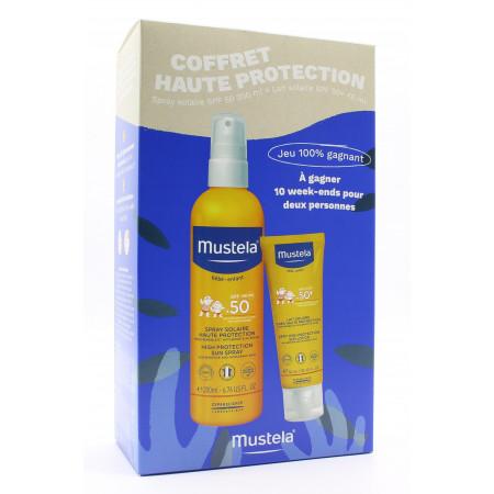 Mustela Coffret Haute Protection SPF50