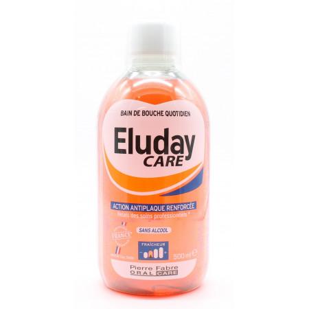 Eluday Care Bain de Bouche Sans Alcool 500ml