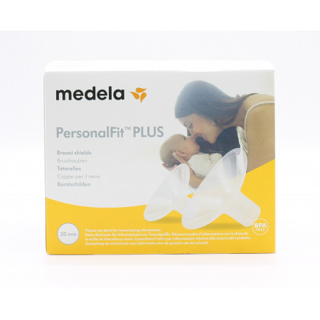 Medela PersonalFit Plus Tétrelles 30mm X2