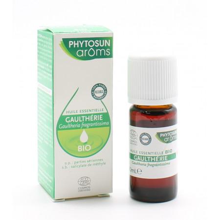 Phytosun Arôms Huile Essentielle Gaulthérie Bio 10ml