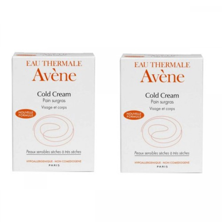 Avène Pain Surgras Cold Cream 2X100g