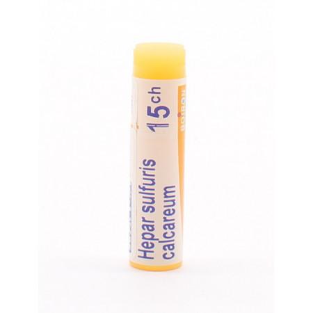 Boiron Hepar Sulfuris Calcareum 15ch 1g