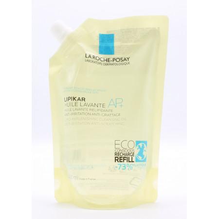La Roche-Posay Huile Lavante Relipidante Lipikar AP+ Recharge 400ml