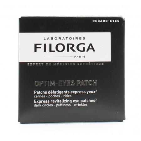 Filorga Optim-Eyes Patchs Défatigants Express Yeux X2