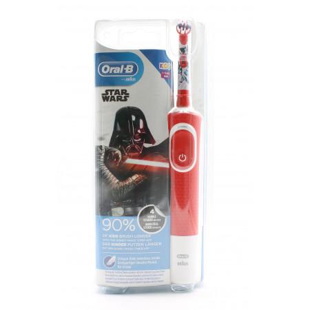 Oral-B Kids Brosse à Dents Electrique Star Wars