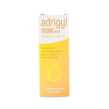 Adrigyl 10000UI/ml Vitamine D3 10ml