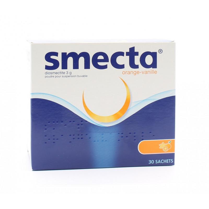 Smecta Orange-Vanille 30 sachets