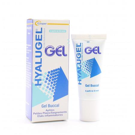 Hyalugel Gel Buccal à l'Acide Hyaluronique Goût...