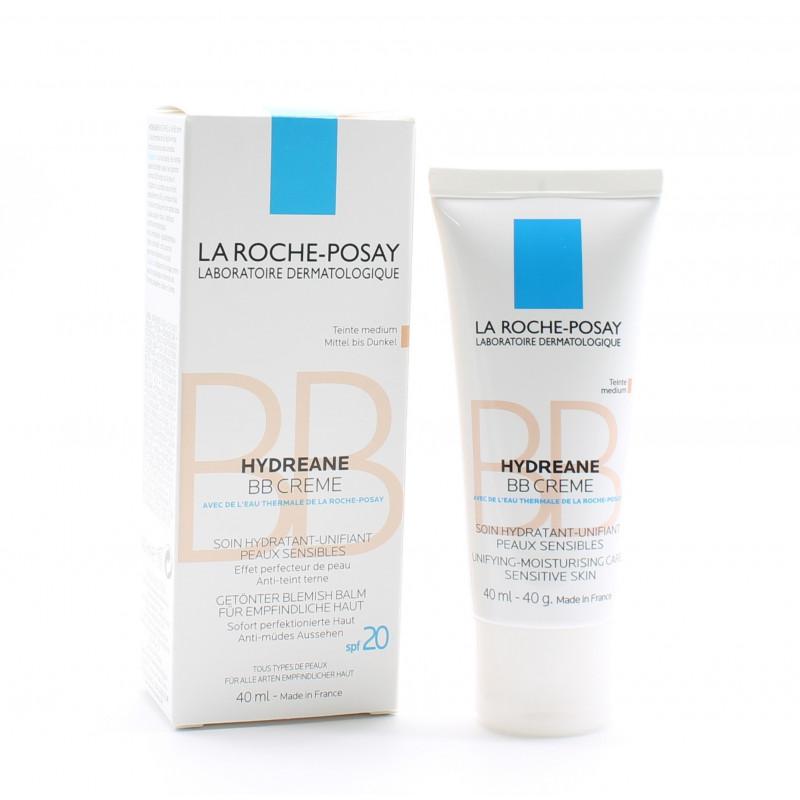 La Roche-Posay Hydreane BB Crème Teinte Médium 40ml