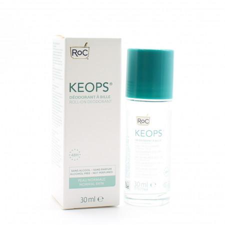 ROC Keops Déodorant à Bille 30ml