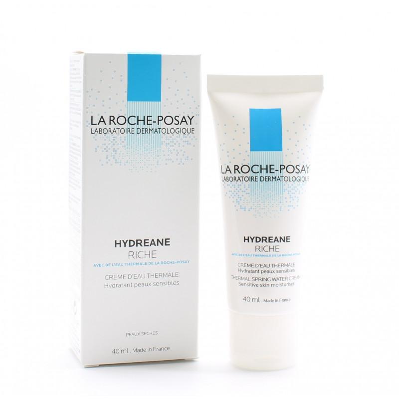 La Roche-Posay Hydreane Riche Crème d'Eau Thermale 40ml