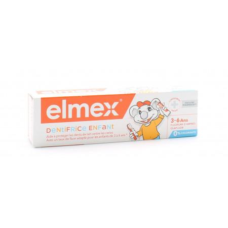 Elmex Dentifrice Enfants 50ml