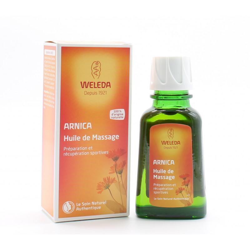 Weleda Arnica Huile de Massage 50ml