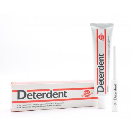 Déterdent Pâte Moussante 75ml - Univers Pharmacie