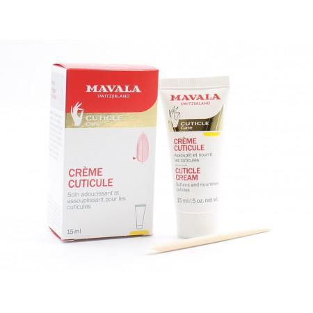Mavala Crème Cuticules 15ml - Univers Pharmacie