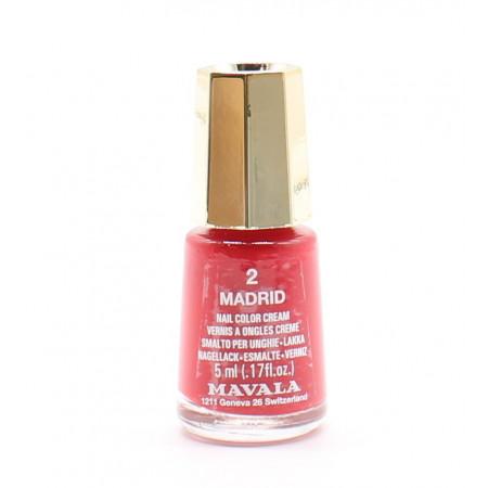 Mavala 2 Madrid Vernis à Ongles 5ml - Univers Pharmacie